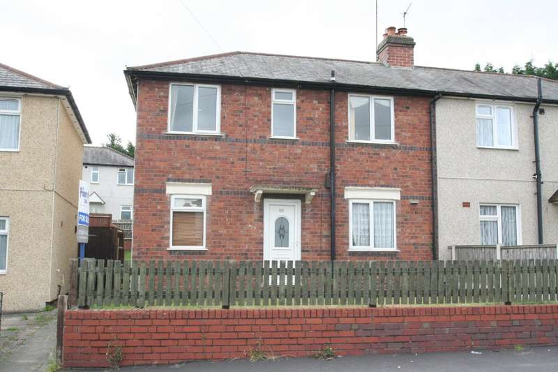 3 Bedrooms Semi Detached House for sale in Springfield Road, Brierley Hill