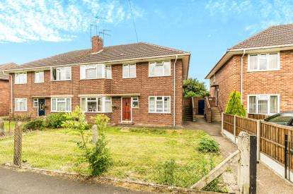 2 Bedrooms Maisonette Flat for sale in Hampton Road, Warwick