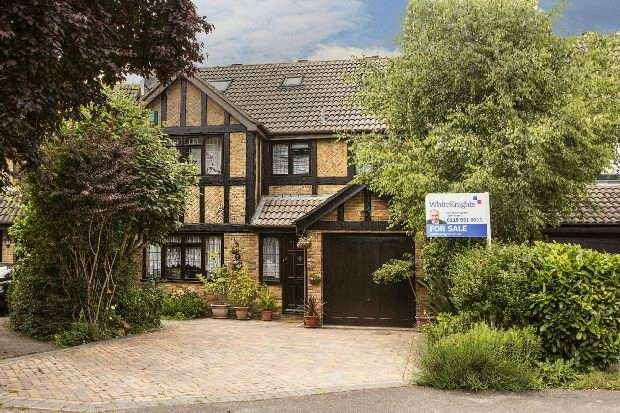 5 Bedrooms Detached House for sale in Steeple Walk, Lower Earley, Reading,