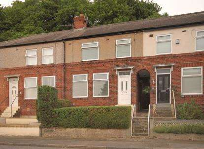 2 Bedrooms Terraced House for sale in Underwood Road, Sheffield, South Yorkshire