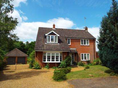 4 Bedrooms Detached House for sale in South Wootton, King's Lynn, Norfolk
