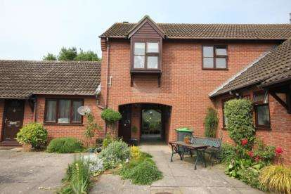 2 Bedrooms Flat for sale in Glenrose Avenue, Ravensden, Bedford, Bedfordshire