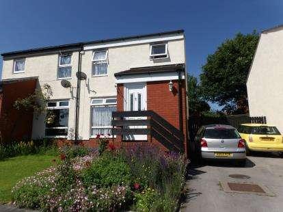 3 Bedrooms Semi Detached House for sale in Mendip Road, Leyland, PR25
