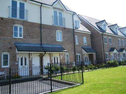 4 Bedrooms Terraced House for sale in Mears Beck Close, Heysham, Morecambe, Lancashire, LA3