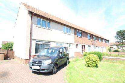 3 Bedrooms End Of Terrace House for sale in Gould Street, Ayr