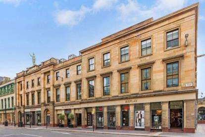 2 Bedrooms Flat for sale in Ingram Street, Glasgow