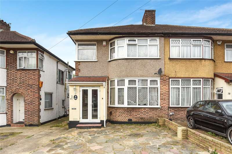 3 Bedrooms Semi Detached House for sale in Bellamy Drive, Stanmore, Middlesex, HA7