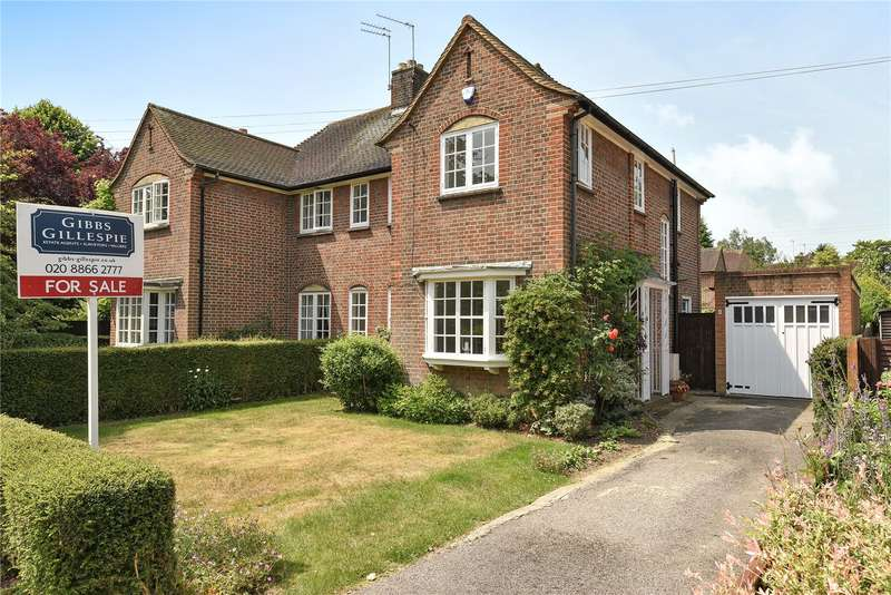 3 Bedrooms Semi Detached House for sale in Hallam Gardens, Pinner, Middlesex, HA5