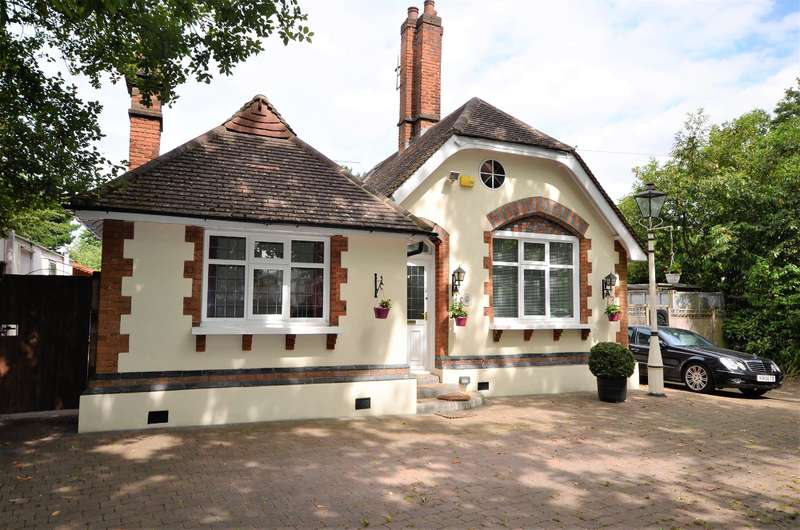 4 Bedrooms Detached House for sale in Oak Cottage, Brooks Hill, Stanmore, HA3 6RY