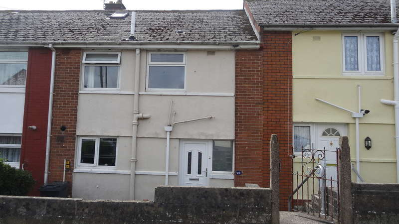 3 Bedrooms Terraced House for sale in O'donnell Road, Barry