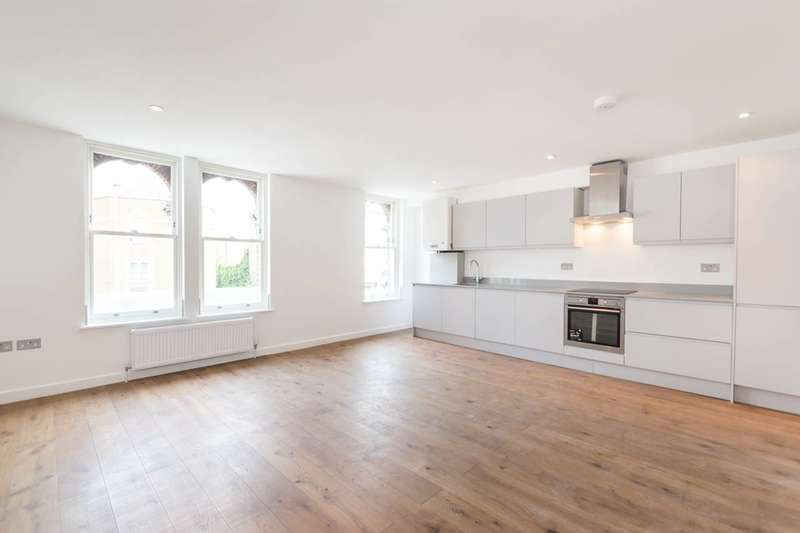 1 Bedroom Flat for sale in Garratt Lane, Earlsfield, SW18