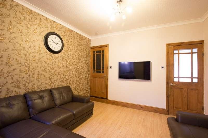 3 Bedrooms Terraced House for sale in Ludlow Road, Alum Rock, West Midlands, B8