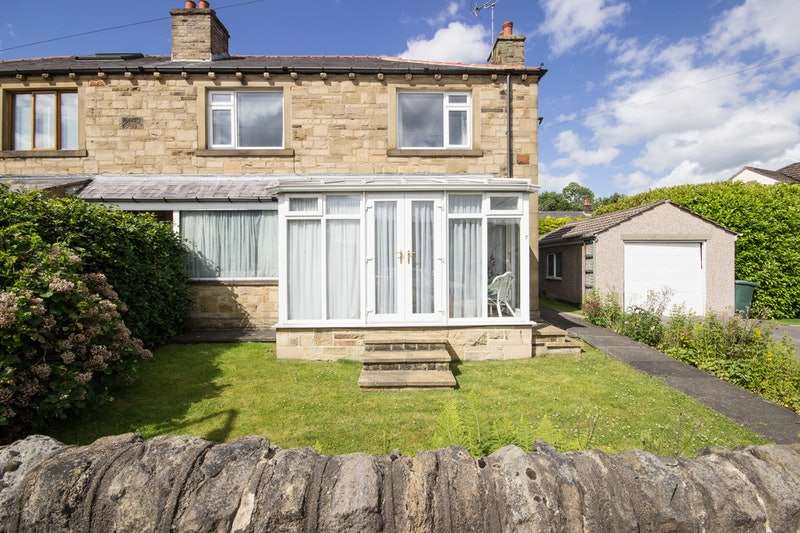 3 Bedrooms Semi Detached House for sale in Dimples Lane, Keighley, West Yorkshire, BD20