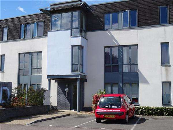 2 Bedrooms Apartment Flat for sale in Samuels Crescent, Cardiff