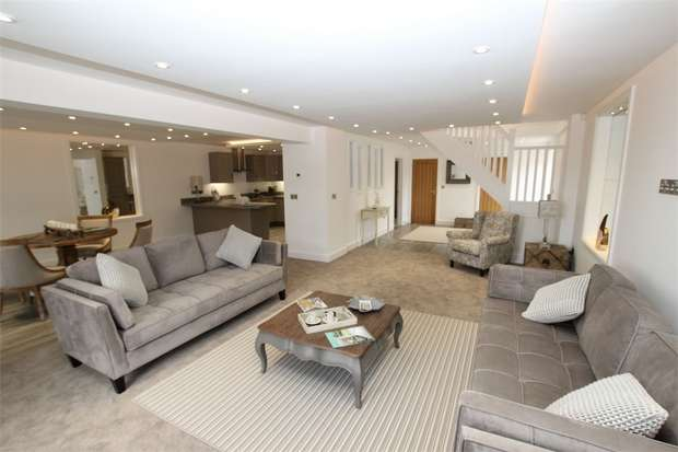 5 Bedrooms Semi Detached House for sale in Cresswell Home Farm, Cresswell, Morpeth, Northumberland