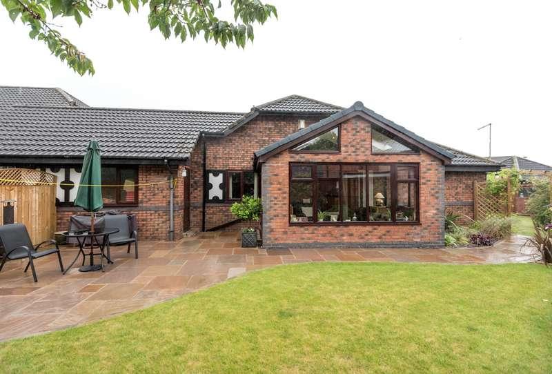 2 Bedrooms Bungalow for sale in 2 bedroom Bungalow Semi Detached in Tarporley