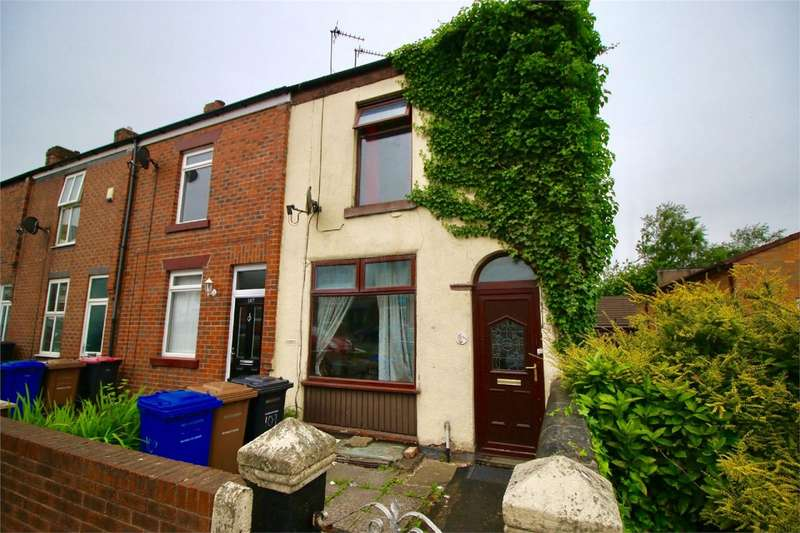 2 Bedrooms End Of Terrace House for sale in Worsley Road North, Worsley, Manchester