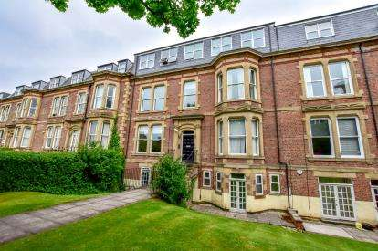 2 Bedrooms Flat for sale in Osborne Terrace, Newcastle Upon Tyne, Tyne and Wear, NE2