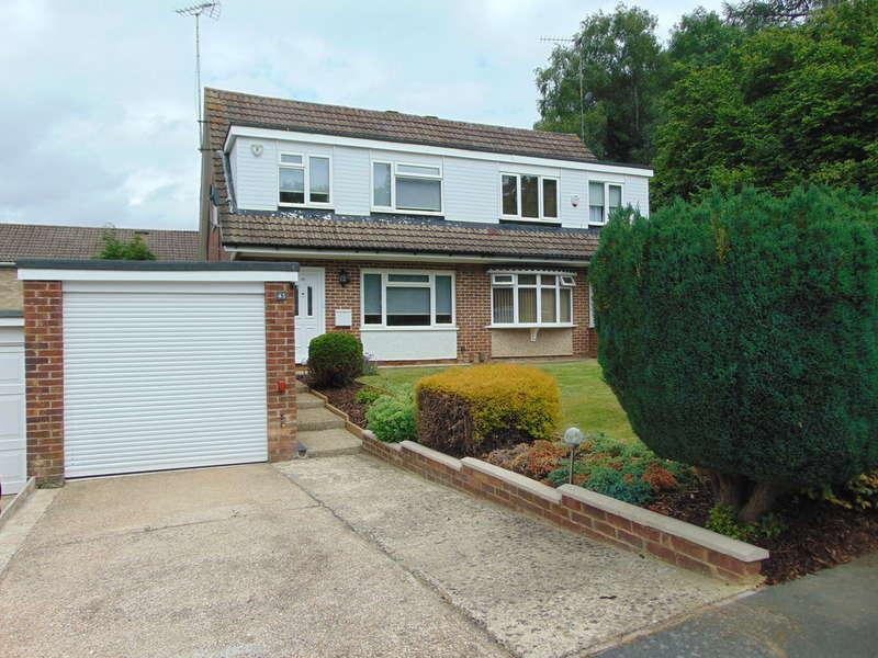 3 Bedrooms Semi Detached House for sale in Albatross Gardens, South Croydon