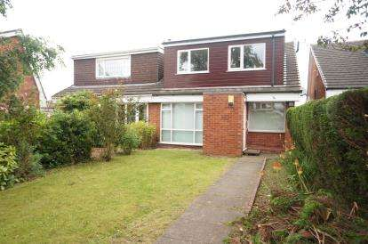 5 Bedrooms Semi Detached House for sale in Berwick Avenue, Stockport, Greater Manchester