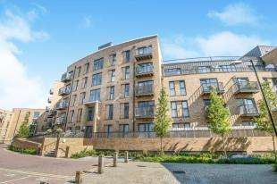 1 Bedroom Flat for sale in Palladian Court, 3 Cabot Close