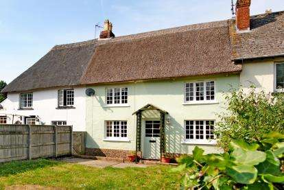 3 Bedrooms Terraced House for sale in Exmouth Road, Colaton Raleigh, Sidmouth