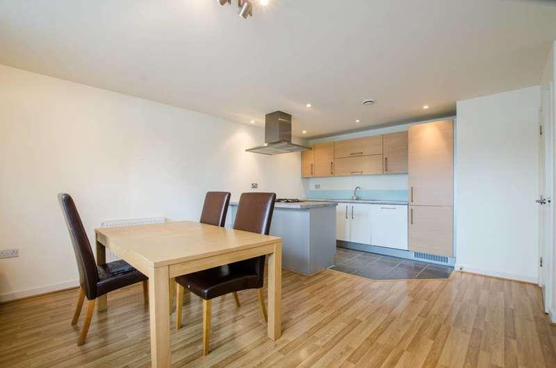 1 Bedroom Flat for sale in Merchant Street, Bow, E3