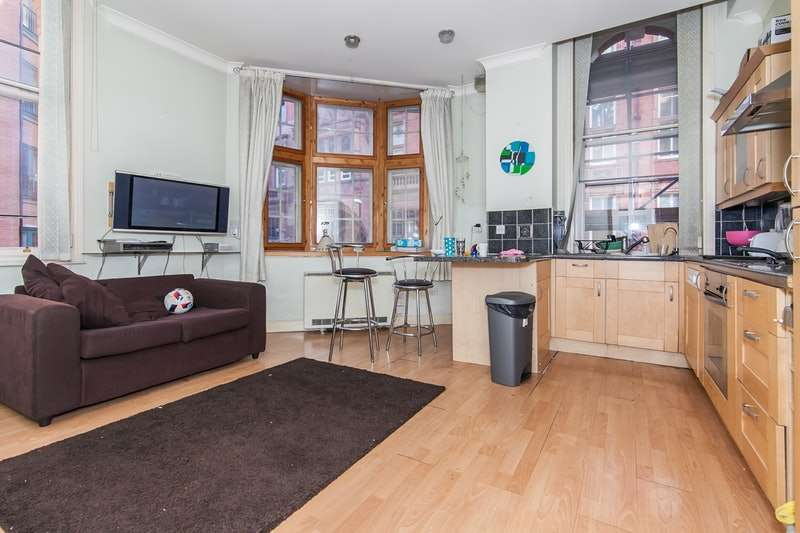 2 Bedrooms Flat for sale in sackville, manchester, Lancashire, M1