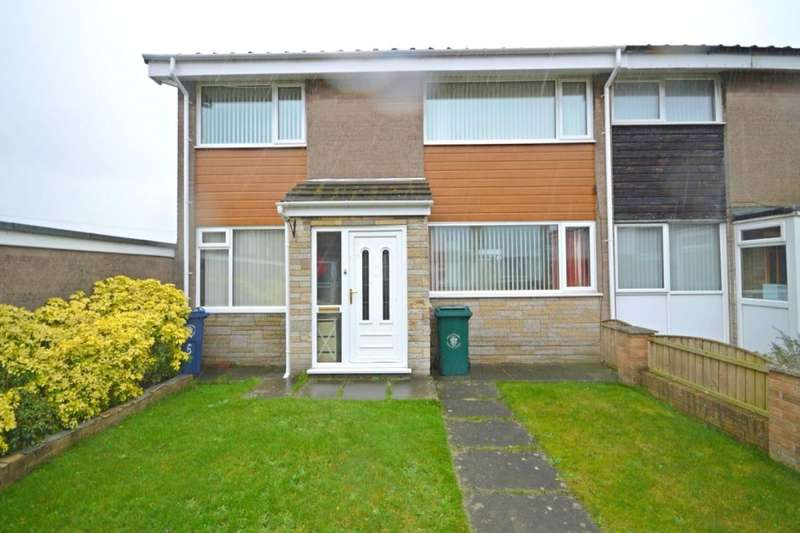3 Bedrooms Property for sale in Thorpe, Skelmersdale, WN8