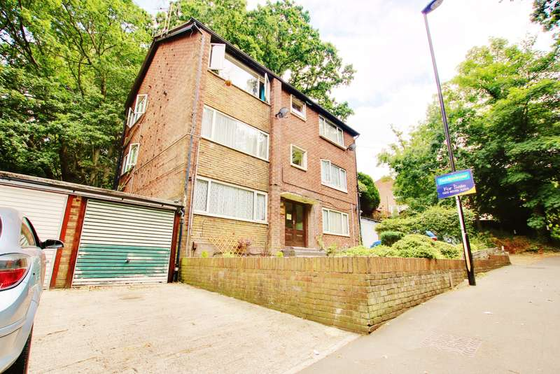 1 Bedroom Flat for sale in Wright's Hill, Woolston