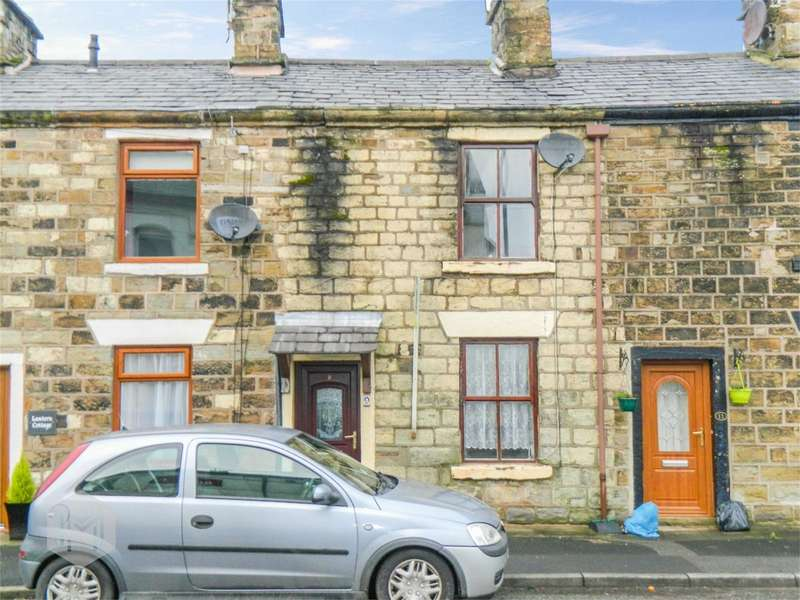 2 Bedrooms Cottage House for sale in Bury Old Road, Ainsworth, Bolton, Lancashire