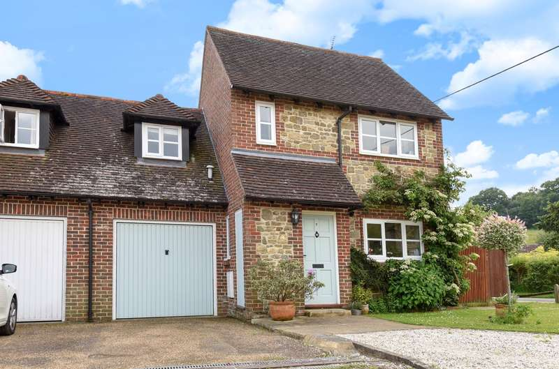 3 Bedrooms Detached House for sale in The Old School, School Lane, Fittleworth, RH20