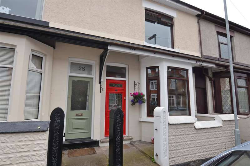 2 Bedrooms Terraced House for sale in Tillington Street, Stafford