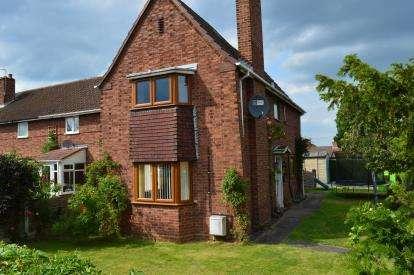 3 Bedrooms Semi Detached House for sale in Tuppenhurst Lane, Handsacre, Staffordshire