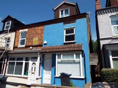 7 Bedrooms Terraced House for sale in Heeley Road, Selly Oak, Birmingham, West Midlands