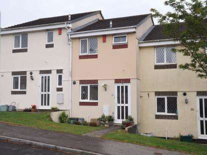 2 Bedrooms Terraced House for sale in Bere Alston, Yelverton, Devon