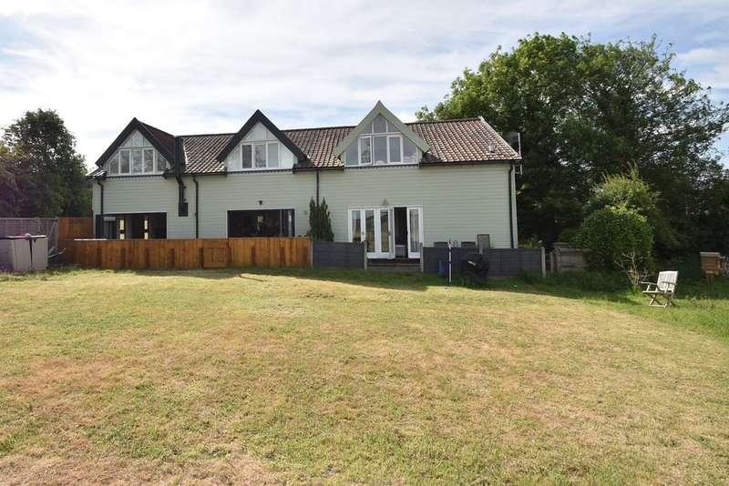 3 Bedrooms Unique Property for sale in Foxdells Lane, Bishop's Stortford