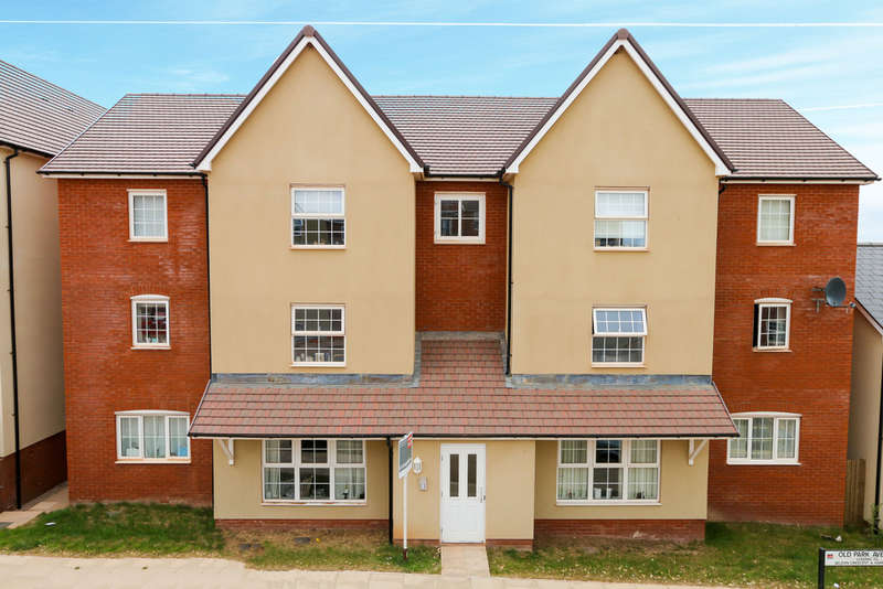 2 Bedrooms Flat for sale in Old Park Avenue, Exeter