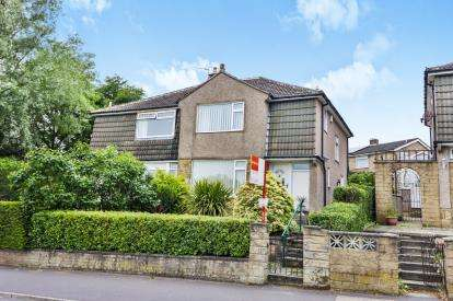 3 Bedrooms Semi Detached House for sale in Keighley Road, Halifax, West Yorkshire