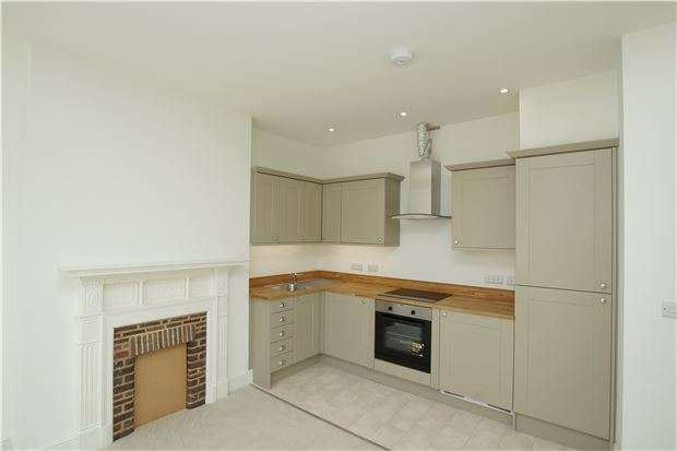 1 Bedroom Flat for sale in Flat 2, 10 Parkhurst Road, BEXHILL-ON-SEA, East Sussex, TN40 1DF