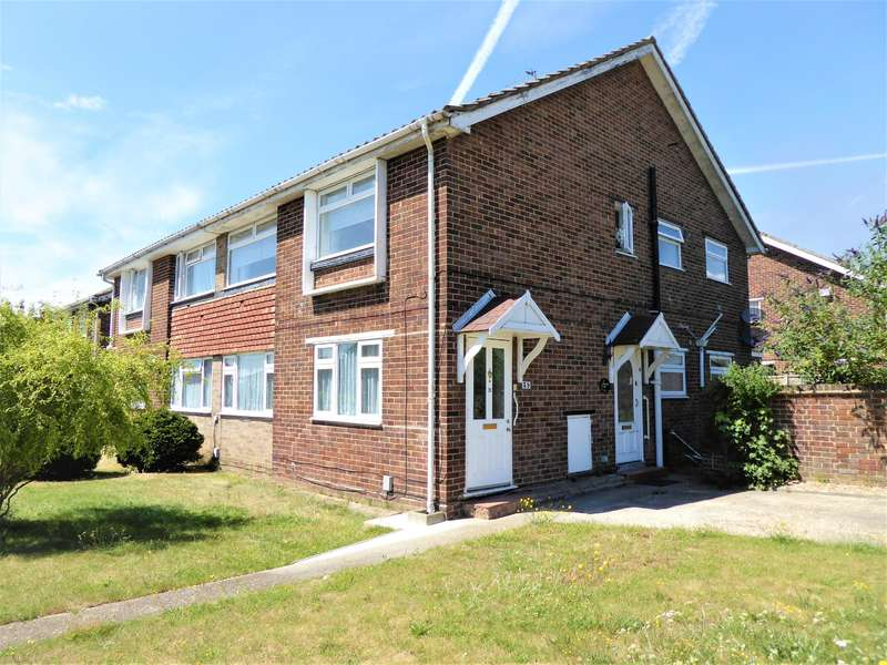 2 Bedrooms Maisonette Flat for sale in Iron Mill Lane, Crayford, Kent, DA1 4RS