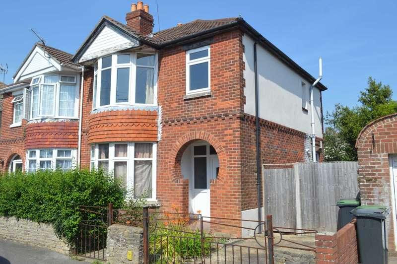 3 Bedrooms Semi Detached House for sale in Kensington Road, Gosport