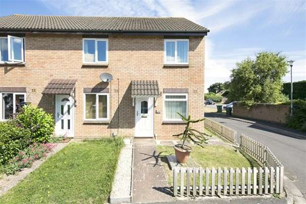 2 Bedrooms Terraced House for sale in Larchfield Close, Frome