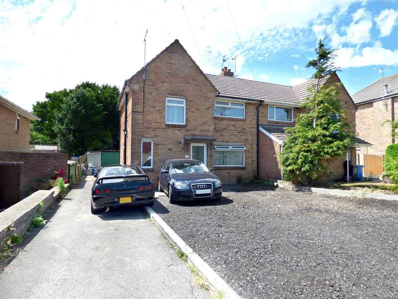 3 Bedrooms Semi Detached House for sale in THREE BEDROOM SEMI-DETACHED HOUSE IN WALLISDOWN