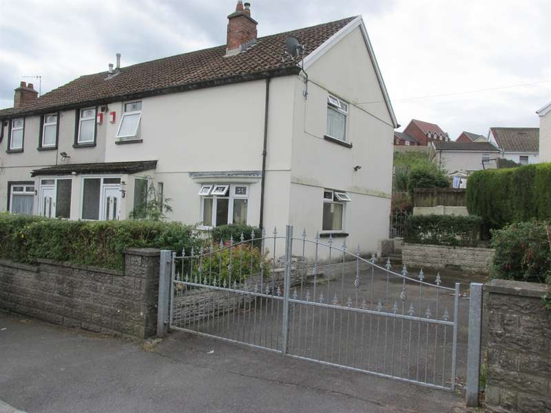 3 Bedrooms Semi Detached House for sale in Bro Y Ffrwd, Merthyr Tydfil