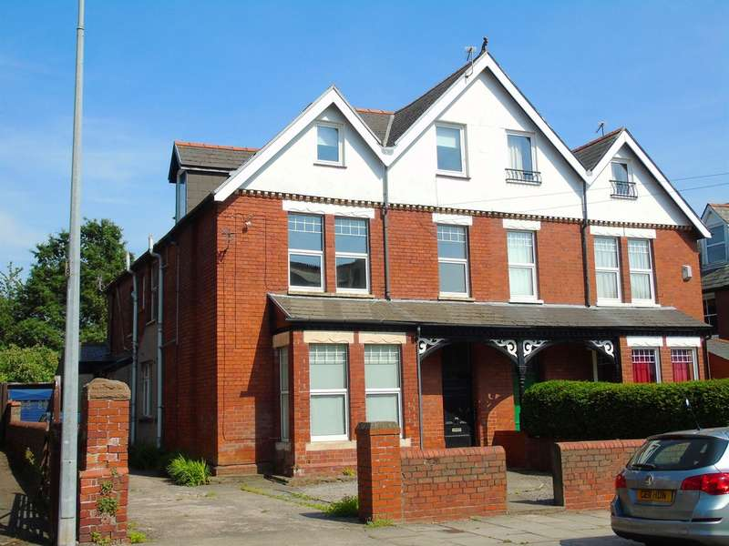 6 Bedrooms Semi Detached House for sale in Westbourne Road, Penarth