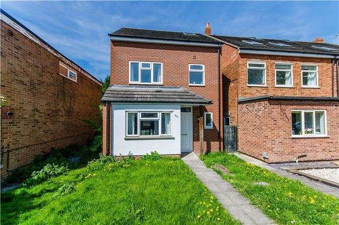 4 Bedrooms Detached House for sale in Derwent Close, Cambridge