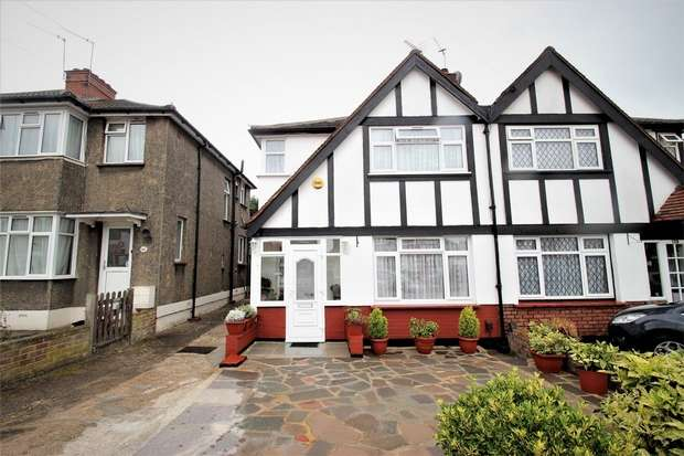 3 Bedrooms Semi Detached House for sale in Twyford Road, Harrow