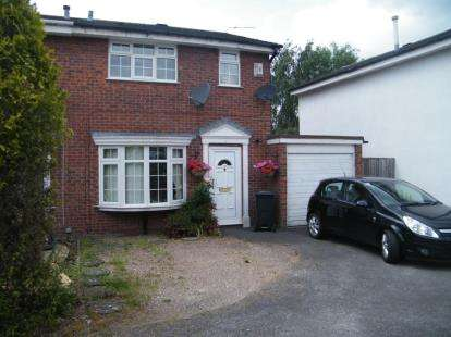 3 Bedrooms Semi Detached House for sale in Mallard Way, Winsford, Cheshire