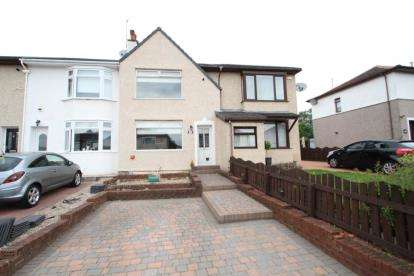 2 Bedrooms Terraced House for sale in Percy Road, Renfrew